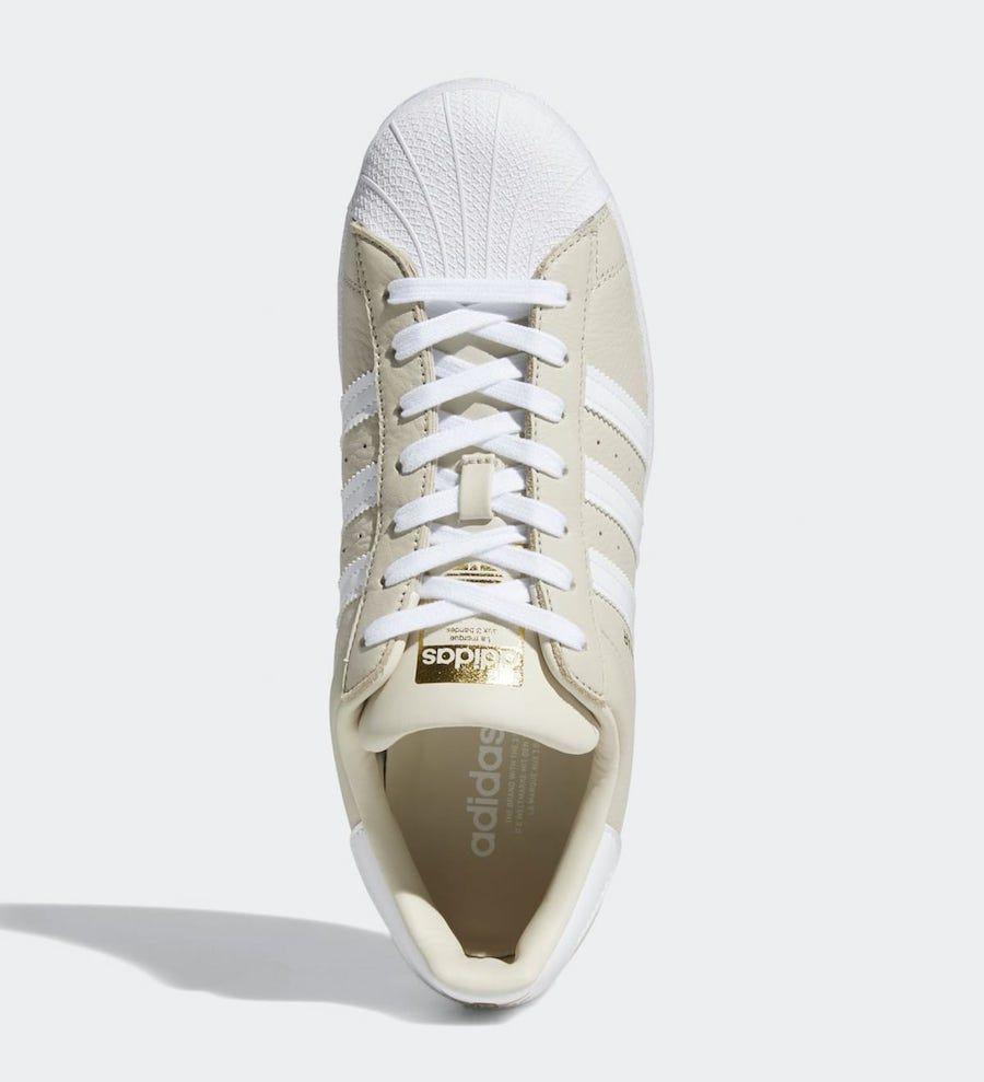 adidas Superstar Clear Brown Top