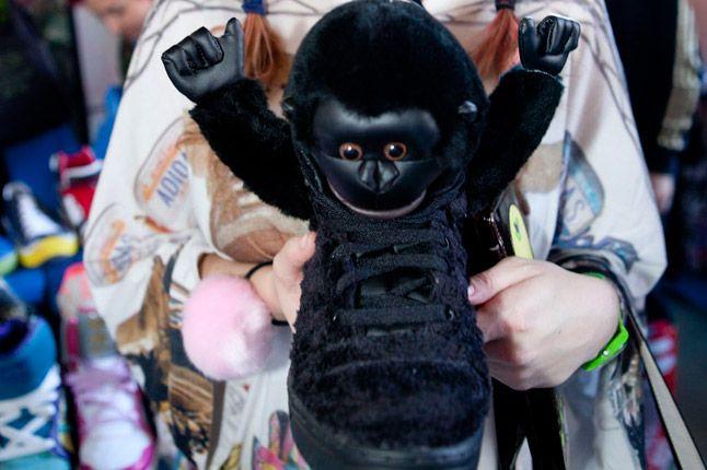 Jeremy Scott Gorilla 1