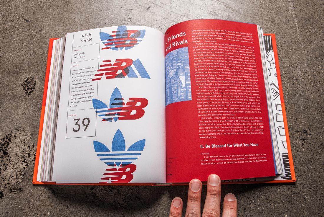 Sneakers Book 7