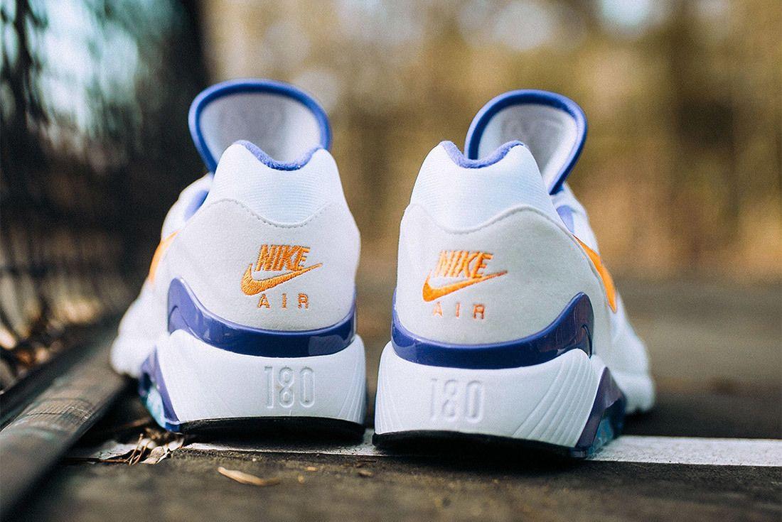 Nike Air Max 180 Bright Ceramic Og 2018 Sneaker Freaker 2