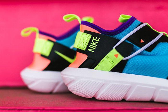Nike Vortak Lagoon Blue Pink 6
