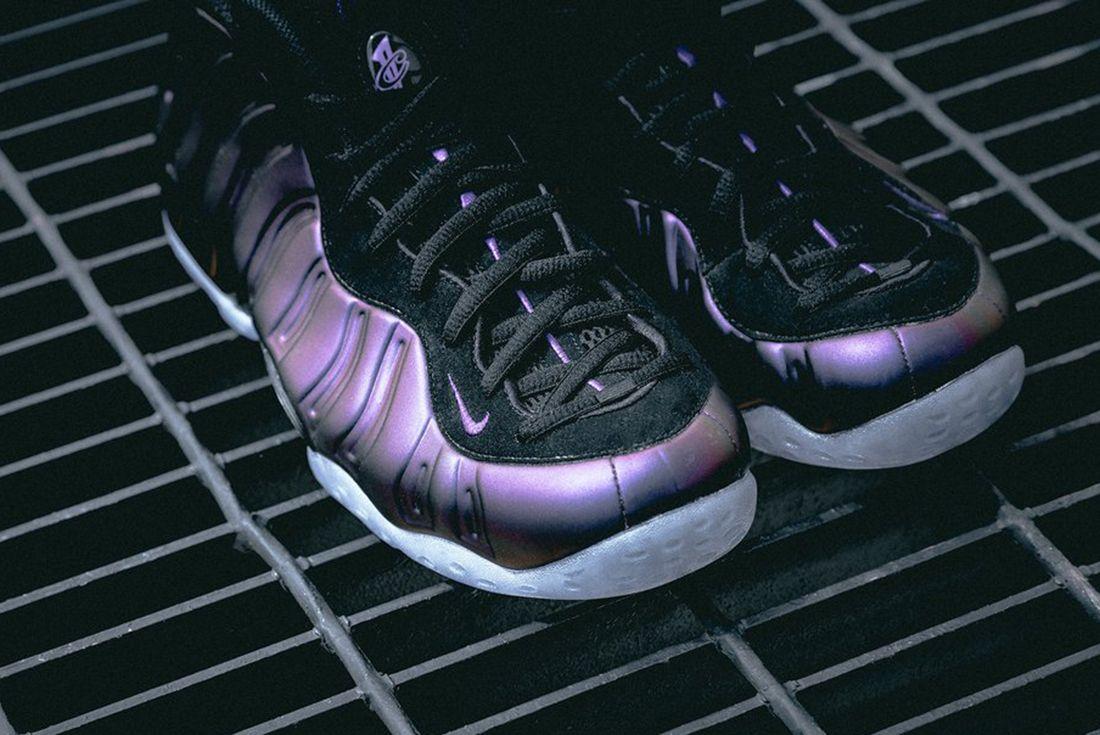 """Nike Air Foamposite One """"Eggplant"""" (2009)"""