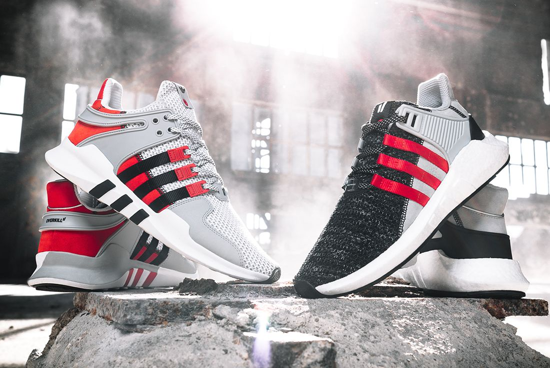 Overkill X Adidas Eqt Support Adv Pack2