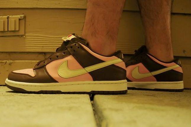 Nike Sb Pink 1