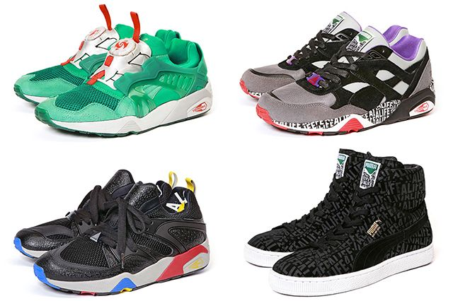 Puma Alife Collaboration April 20151