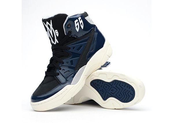 Adidas Mutombo Black Patent 5
