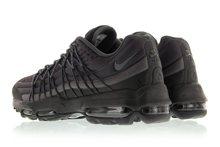 Nike Air Max 95 Ultra Se Black Dark Grey 7