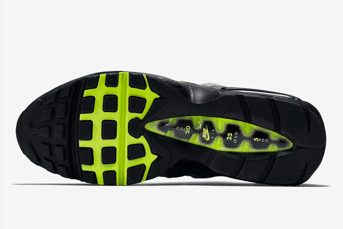Nike Air Max 95 Neon 2018 Retro 3