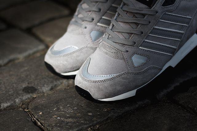 Adidas Zx750 Solid Grey 3