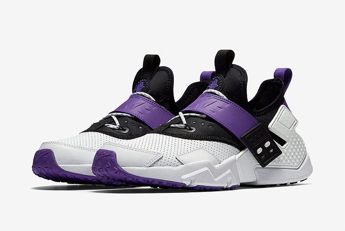Air Huarache Drift Purple Punch 6