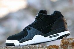 Nike Air Flight 89 Black Python 4 Thumb