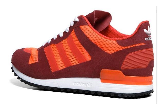 Adidas Zx700 Kazuki Kuraishi Orange Outer Profile 1