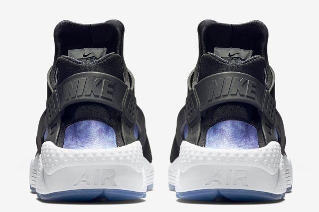Nike Huarache Black Persian Violet 11