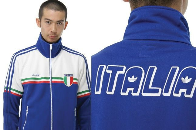 Adidas World Cup Italy Track Top 3 1
