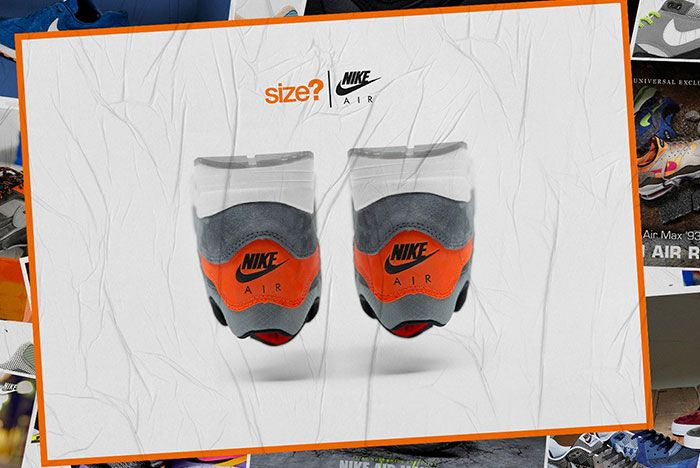 Size X Nike Air Max Light Teaser Poster