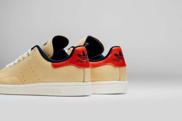 The Fourness Adidas Stan Smith Tan 4