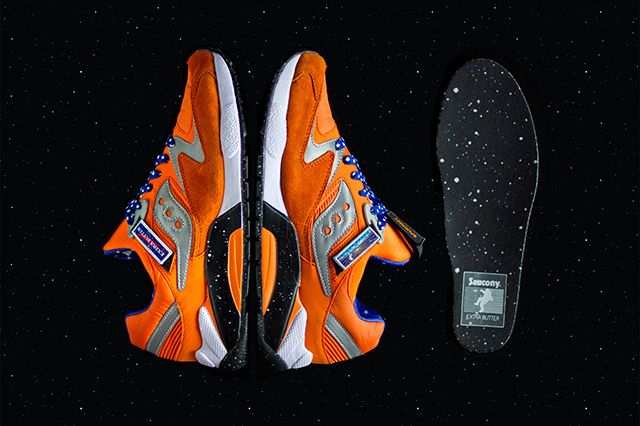 Extra Butter X Saucony Grid 9000 Aces 55