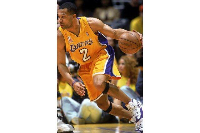 Nike Air Max Uptempo Lakers Home Pe1