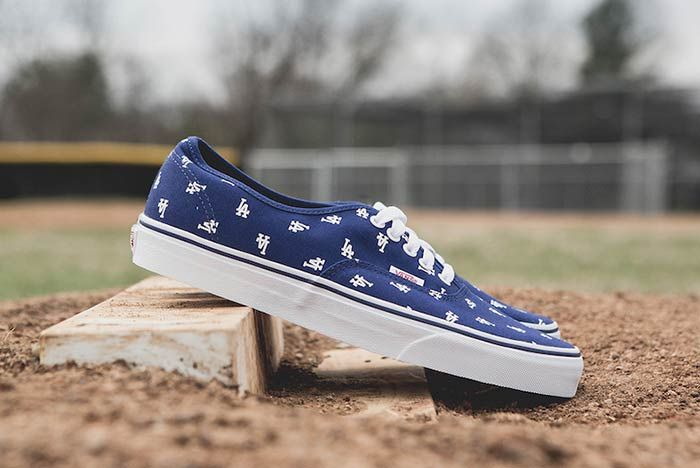 Mlb X Vans Dodgers Pack 4