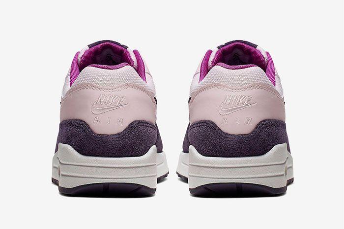 Nike Air Max 1 Grand Purple Heel