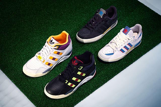 Adidas Originals Tennis Super Torsion Court Strategy