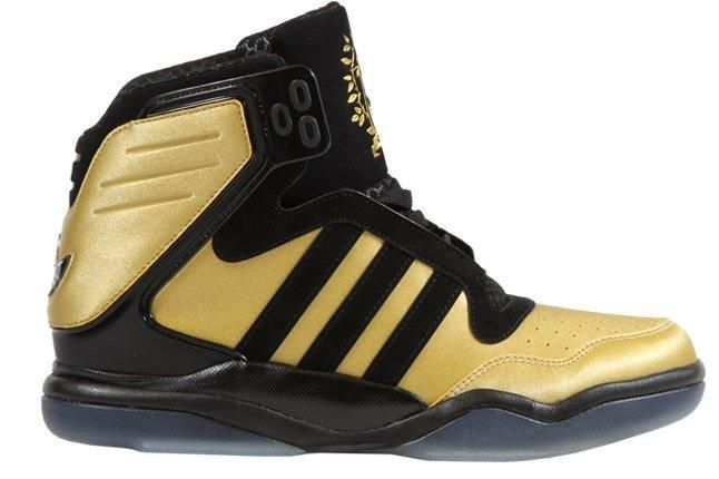 Originals Courtside Collection Black Gold High Profile 1