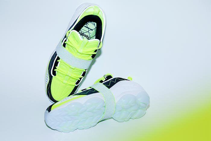 Winiche Co X Mita Sneakers Reebok Dmx Run 10 7