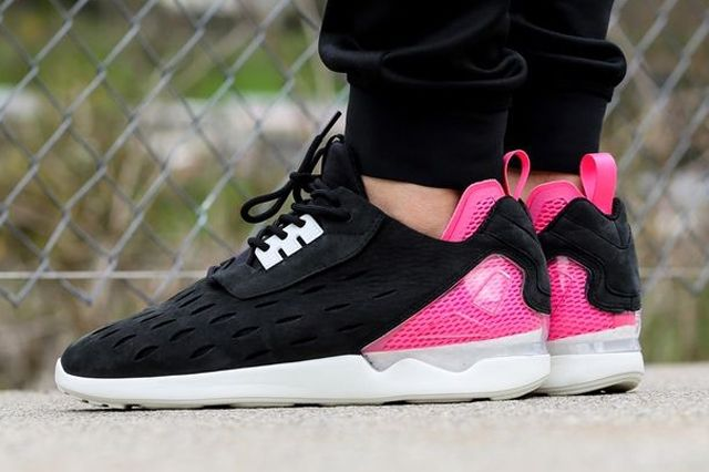Adidas Zx 8000 Boost Pink Black 3