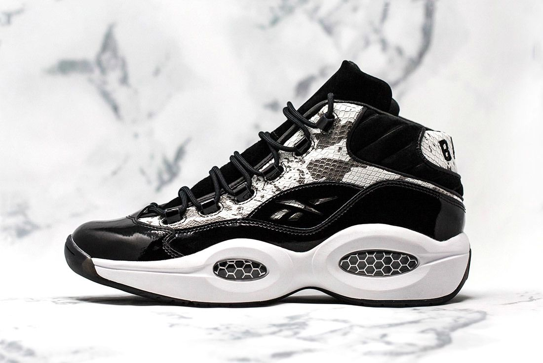 Bait X Reebok Question Mid Snake 2 0 7
