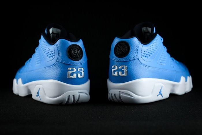 Air Jordan 9 Low Pantone 03