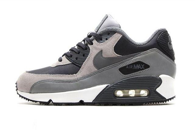 Nike Air Max 90 Prm Anthracite Dark Grey 1