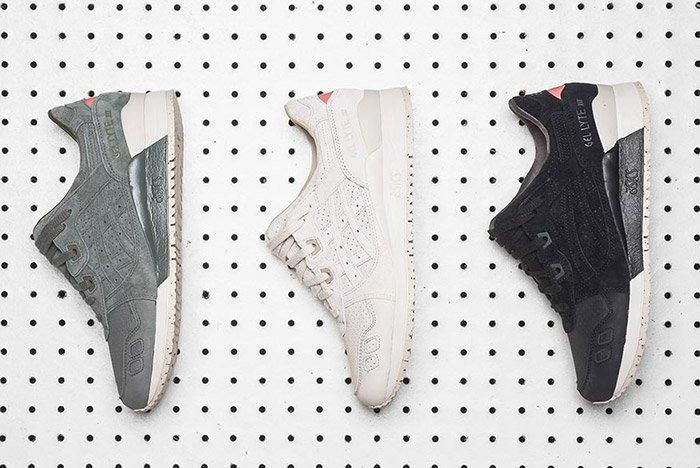 Asics Gel Lyte Iii Perforated Pack 2