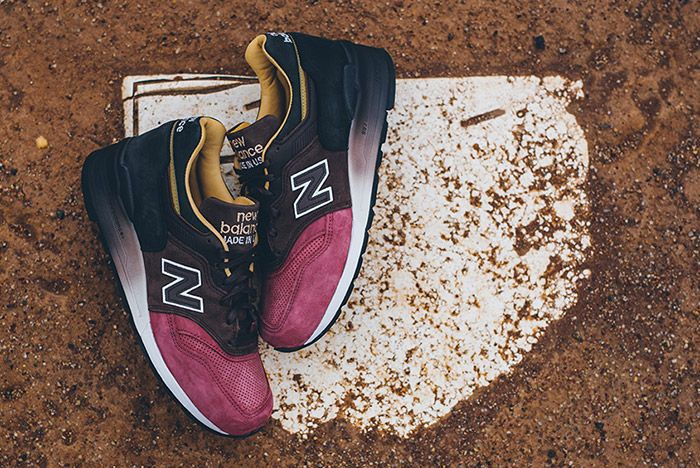 New Balance 997 Home Plate Pack 7
