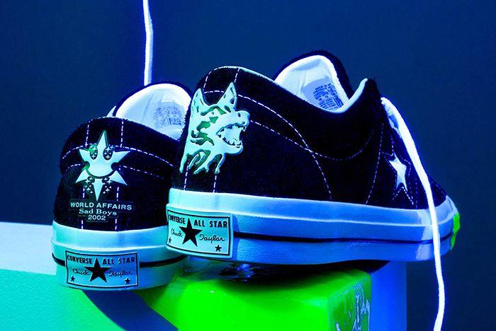 Yung Lean Sadboys Converse One Star 4