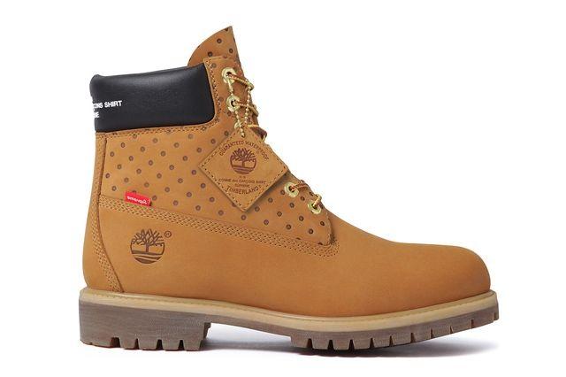Comme Des Garçons Shirt X Supreme X Timberland 6 Inch Premium Waterproof Boot 3