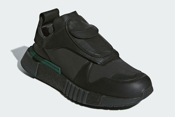 Adidas Futurepacer Black 1