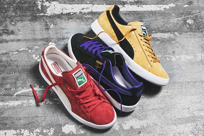 Puma Clyde Og 2016 Releases