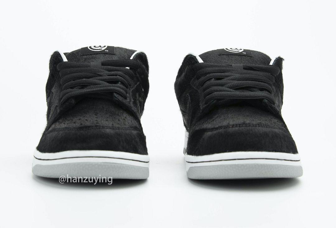 Medicom Nike SB Dunk Low Bear Brick Toe