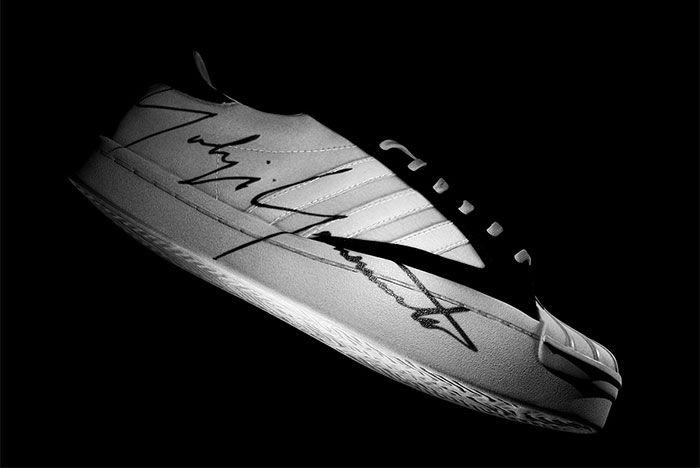 Adidas Y3 Yohji Star Side