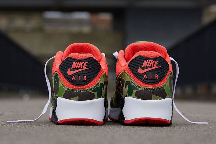 Nike Air Max 90 Duck Camo Back