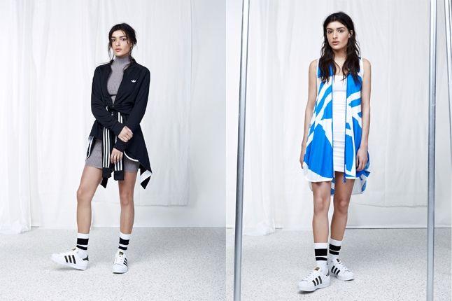 Adidas Originals Superstar Lookbook 6