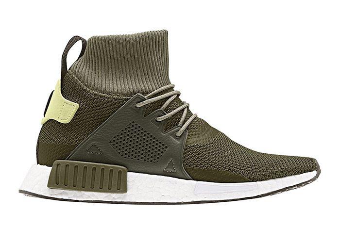 Adidas Nmd Xr1 Winter Olive Sneaker Freaker