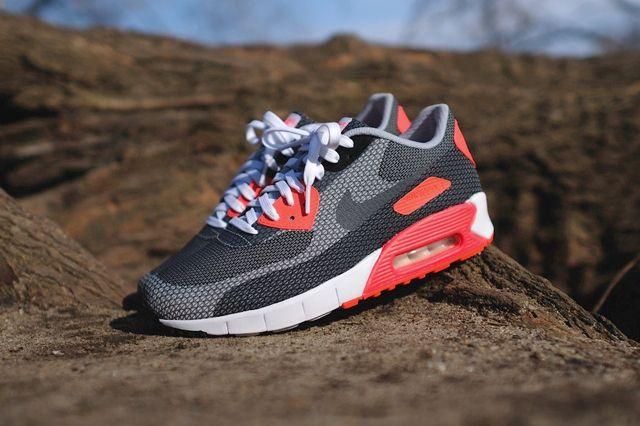 Nike Am90 Jacquard Infrared Bump 4