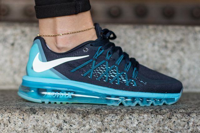 Nike Air Max 2015 Wmns Polar Blue Blue Legend Thumb