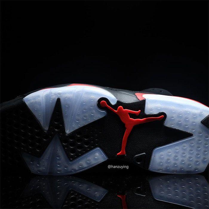 Nike Air Jordan 6 Black Infrared 2019 Preview 5