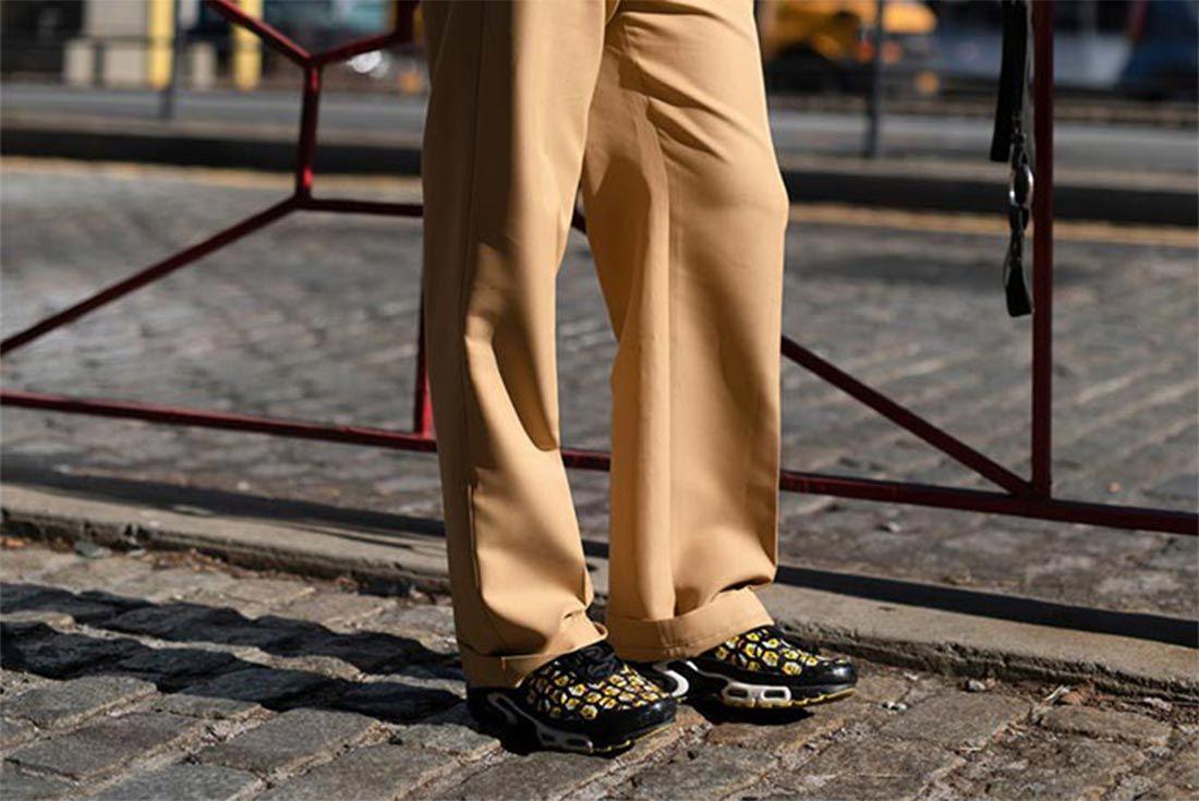 Imaxtree Fashionista Style Recap Street Style Sneaker Takeaways From Nyfw Fw19 11