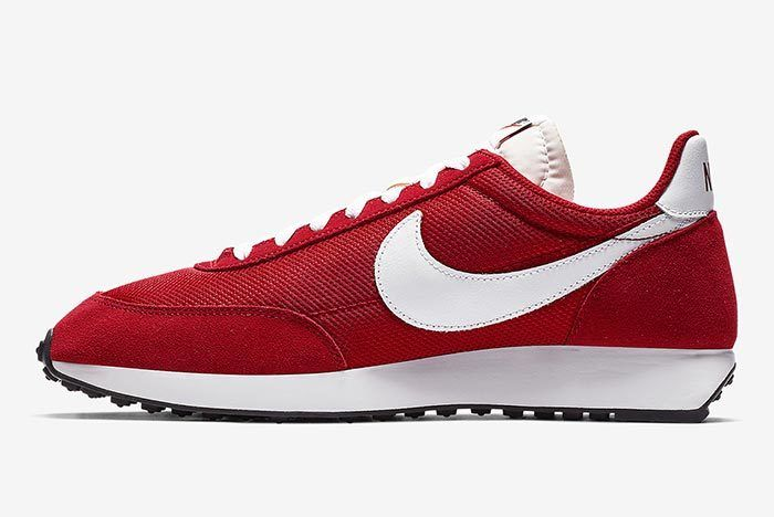 Nike Air Tailwind Gym Red 2