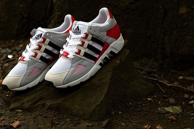 Adidas Eqt Running Guidance 93 Og Red 11