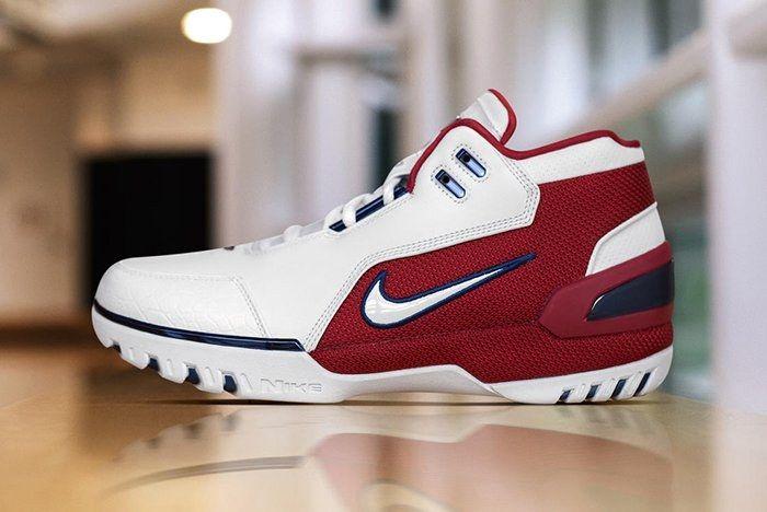 Nike Air Zoom Lebron Retro 3
