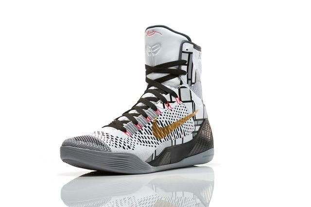 Nike Basketball Elite Series Gold Collection 12